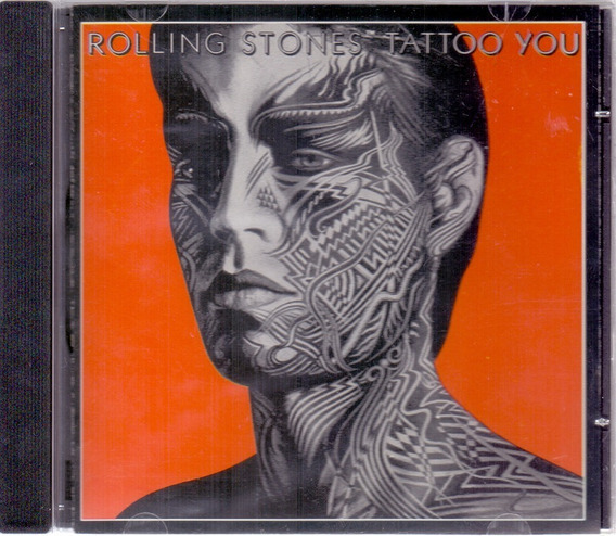 Rolling Stones 1981 Tattoo You Cd Start Me Up / Neighbors