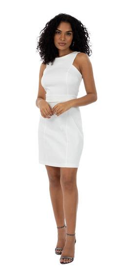 Vestido Mercatto Liso Curto 47032