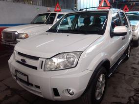 Ford Ecosport Extremadamente Nueva Factura Originalimpecable
