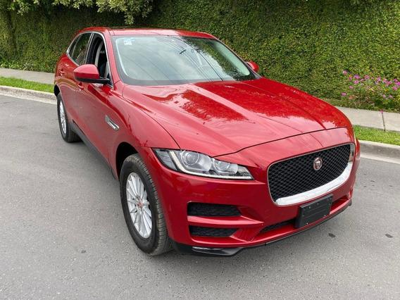 Jaguar F-pace 2017 Roja