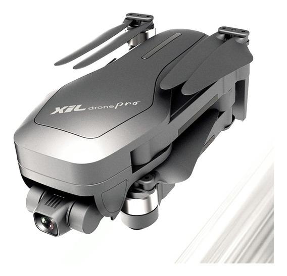 Promoção! Drone Xil 193 Pro 4k 2 Eixos +bags+ Bat Extra + Nf
