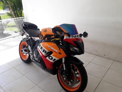Motocicleta Honda, Modelo Cbr1000 Repsol