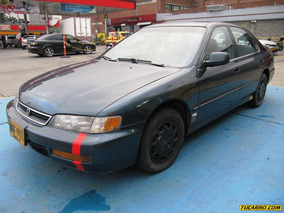 Honda Accord Ex At 2000cc 4p Ct Abs 2ab