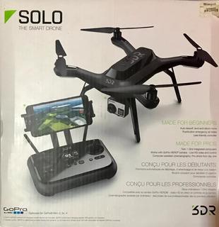 Drone 3dr Solo Remato