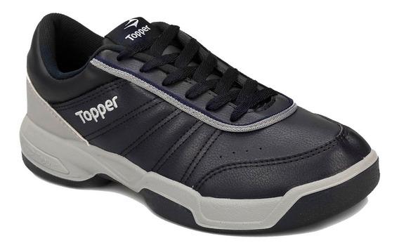 Zapatillas Tenis Topper Tie Break Iii Hombre Abc Deportes