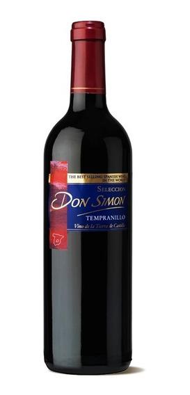 Vino Tinto Don Simon 750 Ml