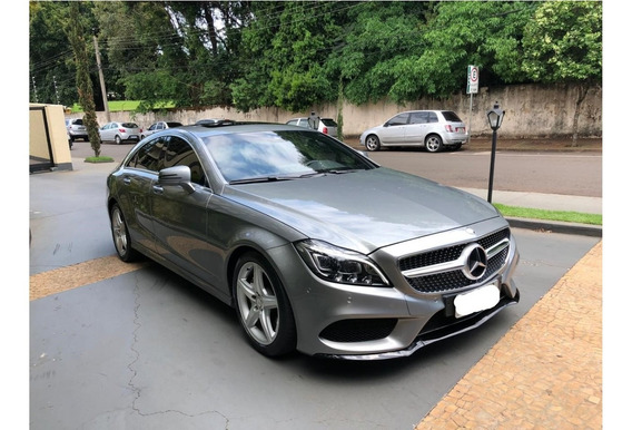 Mercedes Cls 400 V6 Turbo 333cv Blindada 2015