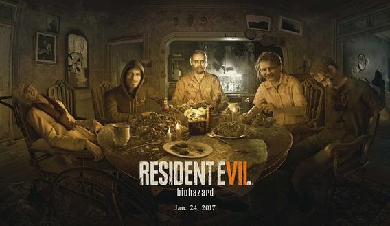 Resident Evil 7 Biohazard   Steam Key Original 25 Dígitos