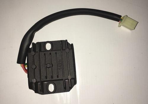 Regulador De Voltaje Zanella Rx 125 G2 Cuotas
