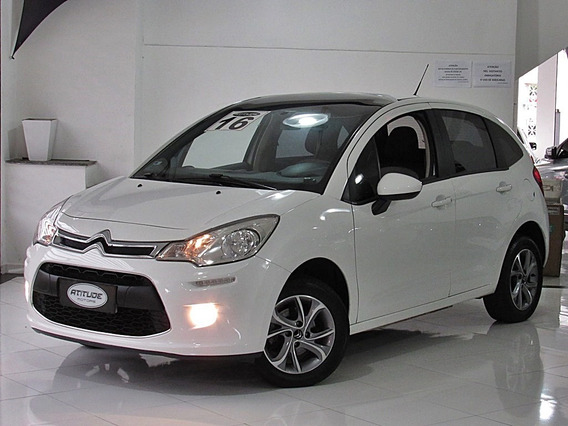 Citroën C3 1.5 Tendance 8v Flex 4p Manual 2016