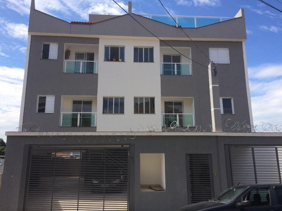 Apartamento Residencial À Venda, Jardim Santo Antônio, Santo André. - Ap1376