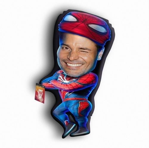Cojín Sensual Chayanne Chiquito Spiderman 40cm Vudú Love