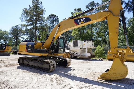 Excavadora Cat 320d2 2017 2,500 Horas Recién Importada Tier3