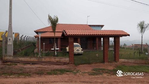 Imagem 1 de 30 de Chácara À Venda, 1000 M² Por R$ 398.000,00 - Perímetro Urbano - Sarapuí/sp - Ch0037
