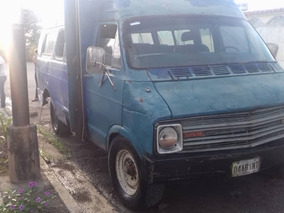 Dodge Ram Van Automático 1992