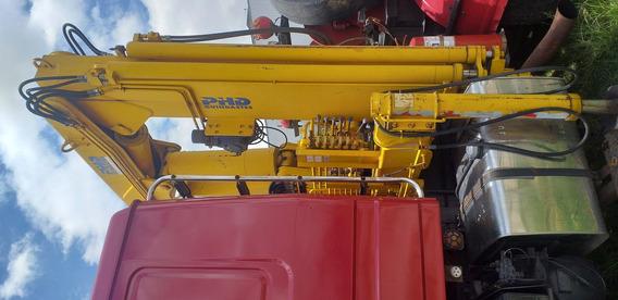 Scania 142 Trucado Com Reboque E Munck