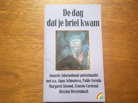 Livro Holandês - De Dag Dat Je Brief Kwam