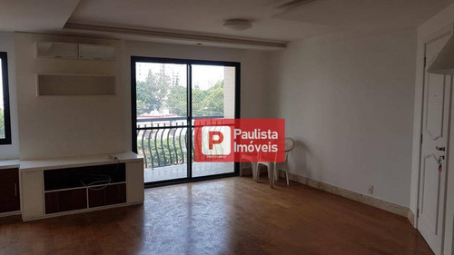 Apartamento Com 2 Dormitórios Para Alugar, 102 M² Por R$ 3.500,00/mês - Alto Da Boa Vista - São Paulo/sp - Ap24563
