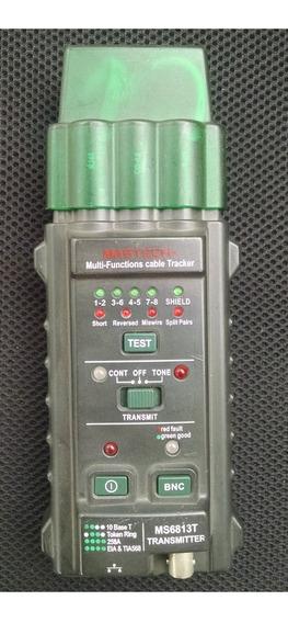 Tester Red Lan Rj45 Coaxial Rj11 Telecom 15% Descuento
