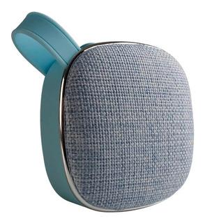 Parlante Portatil Noganet Ngst27 Azul Bluetooth Fact A-b