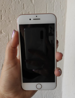 Celular iPhone 7 - 256gb Rose - Impecável