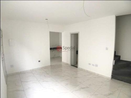 Sobrado Com 2 Dormitórios À Venda, 70 M²  - Vila Princesa Isabel - São Paulo/sp - Af20150