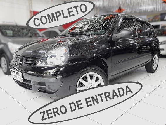 Renault Clio Completo 1.0 4p 2012 / Temos Peugeot 207 Tambem