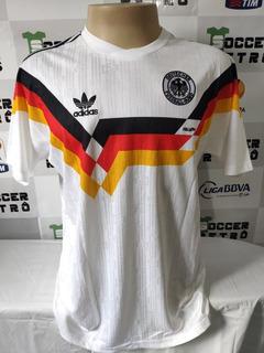 Camisa Alemanha Copa Do Mundo 1990 Matthaus 10 À Pronta Entrega