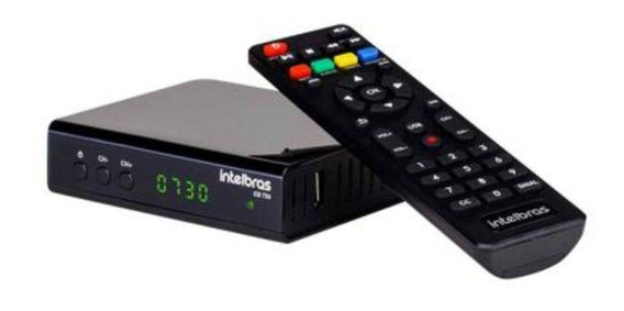 Conversor Digital Para Tv Intelbras Cd730