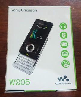 Celular Sony Ericsson W205 Desbloqueado