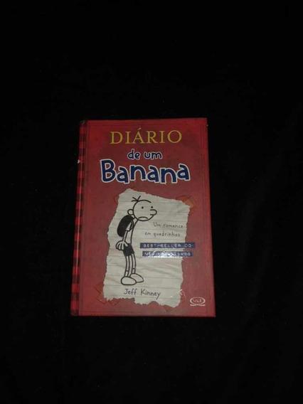 Kit 3 Livros Diário De Um Banana Leia A Descrição