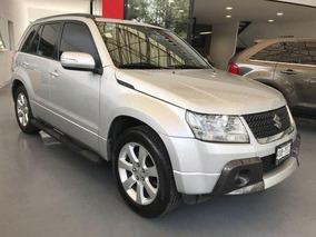 Suzuki Grand Vitara 2012 5p Gls Aut L4 Piel Q/c Cd