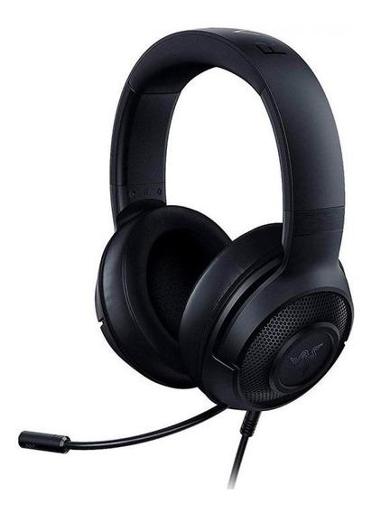 Headset Razer Kraken X Multiplataforma - Ps4 / Xbox One / Pc