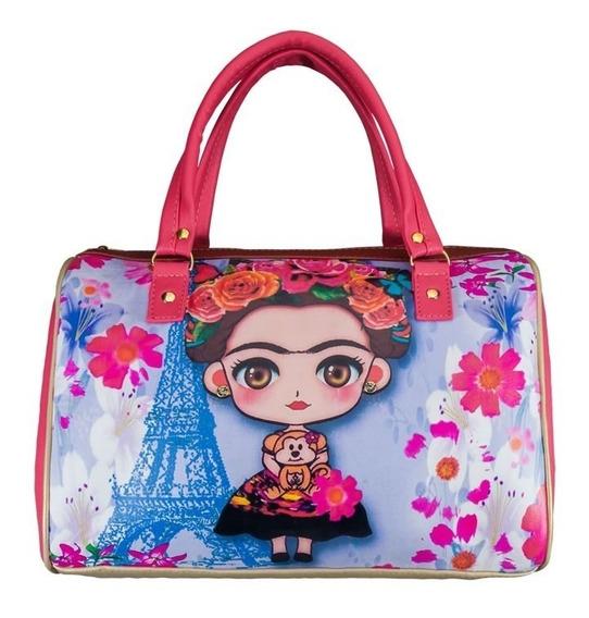 Bolso Artesanal Frida Grande Modd4 Bolsa Envio Gratis