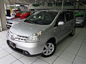 Nissan Livina Livina 1.8 Sl 16v Flex 4p Automatico