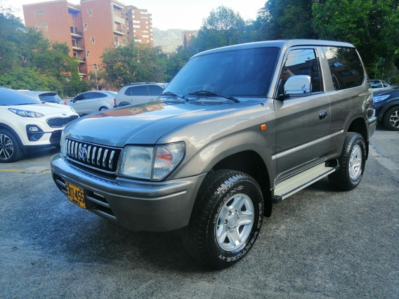 Toyota Prado Ego 2004