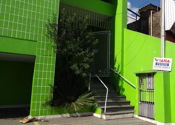 Comercial Para Venda, 0 Dormitórios, Vila Gilda - Santo André - 8729