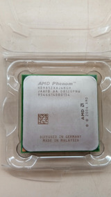 Amd® Phenom X4 9850 Black Edition Quad Core 2.5ghz/4mb Am2+