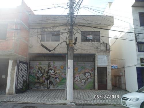 Imagem 1 de 3 de Sala Comercial Para Alugar Na Vila Silvia - 0160 - 32492757