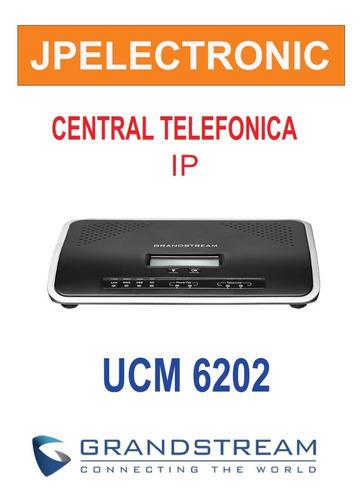 Grandstream Ucm 6202 Central Telefonica Ip