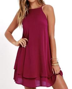 Vestido Disponible En Dos Colores