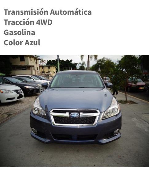 Subaru Legacy Americana