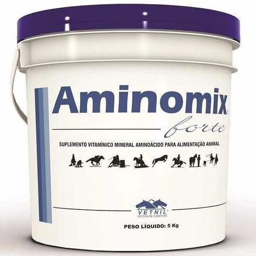 Aminomix Forte 5kg Equinos