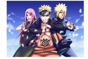 Naruto Shippudem (família Uzumaki )