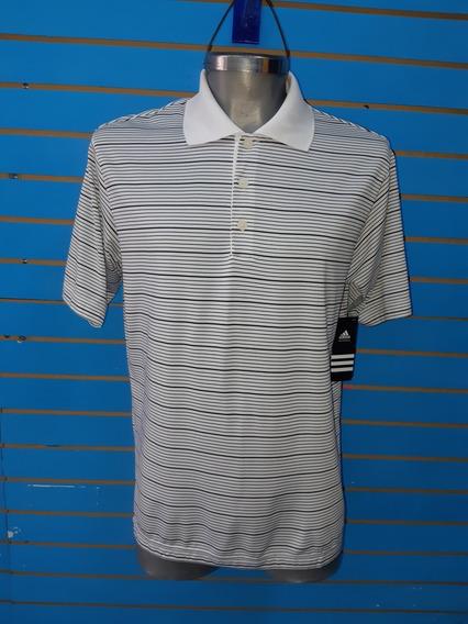 Camisa Polo adidas Golf S-chica Caballero Nueva Original