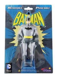 Dc Comics Batman Juguete Figura De Acción Flexible.