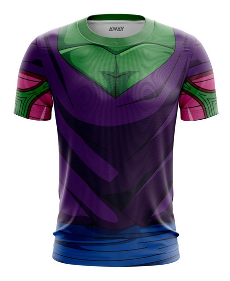 Camisa Camiseta Piccolo Dragon Ball Z Super Gt Dragonball