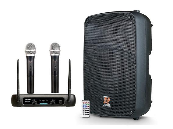 Caixa Ativa Staner Sr315a Bluetooth+ Mic S/fio Frete Gratis