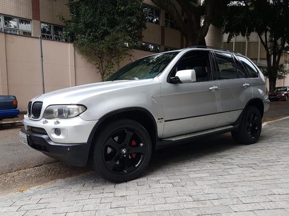 Bmw/ X5 Sport- 4.4 V8 32v 4x4 2005