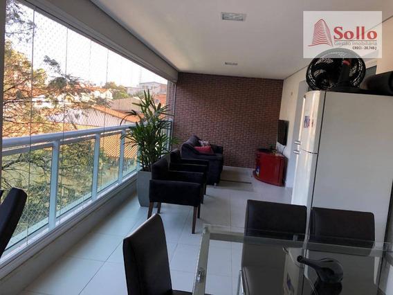 Helbor Classic Bosque Maia Apartamento 168m² C/ 3 Suítes Guarulhos/sp - Ap0213